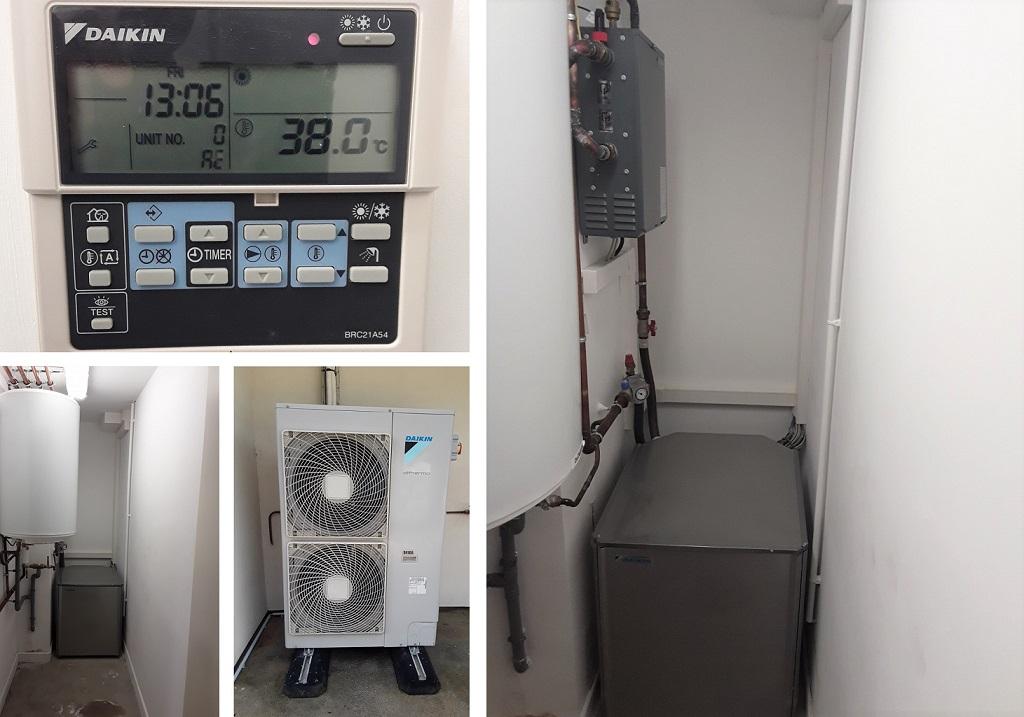 Installateur RGE Qualipac - Pompe à chaleur Daikin