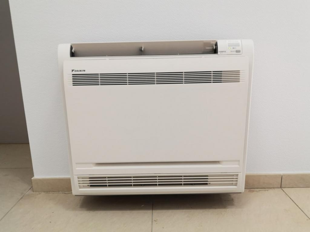 Professionnel de la climatisation réversible Daikin qualifié Qualipac RGE