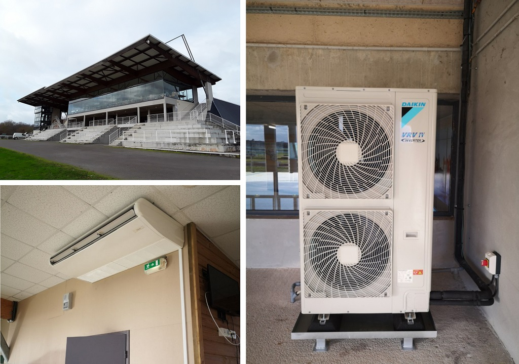 Professionnel RGE Qualipac en climatisation Daikin