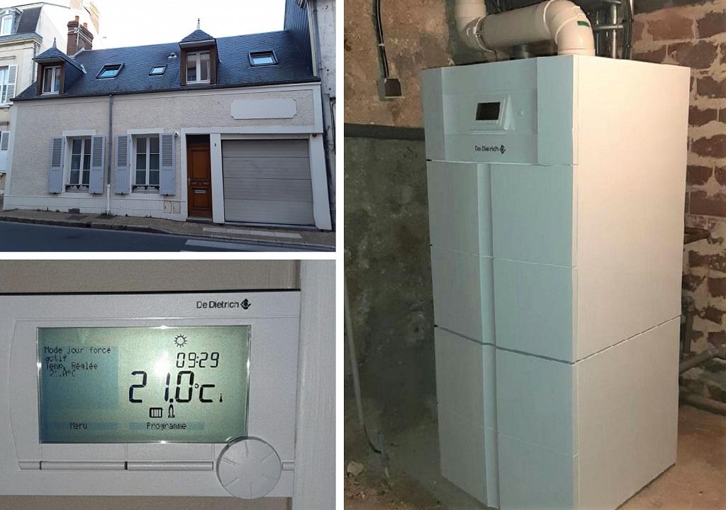 Artisan RGE - Chaudière condensation gaz De Dietrich