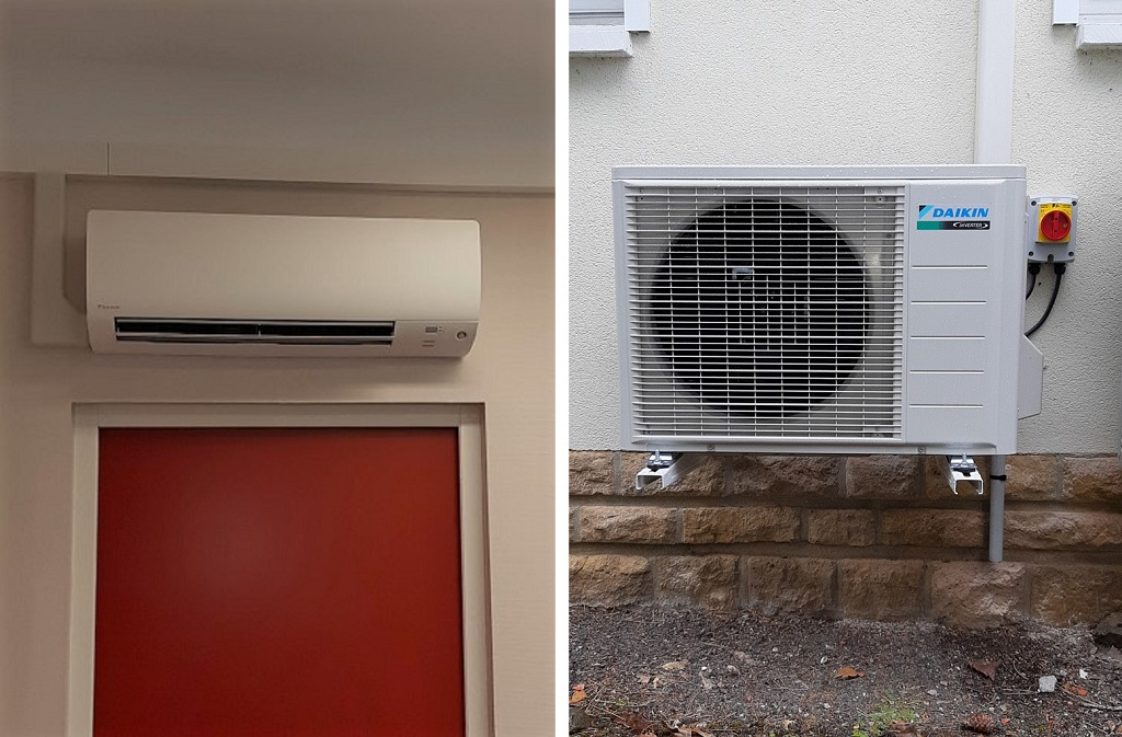 Spécialiste en climatisation Daikin