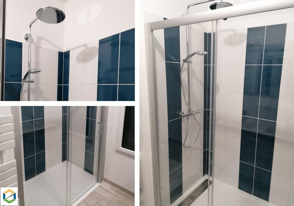 Création d'une douche à l'italienne-Cher (18)
