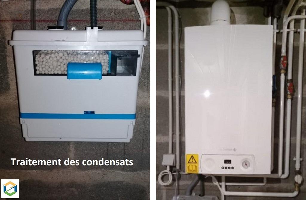 Artisan RGE - Remplacement d'une chaudière gaz à condensation