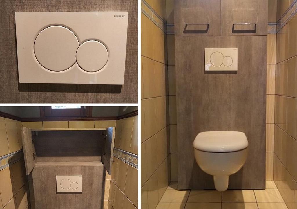 Remplacement WC Suspendu Geberit à Turcey,21 Cote d'Or