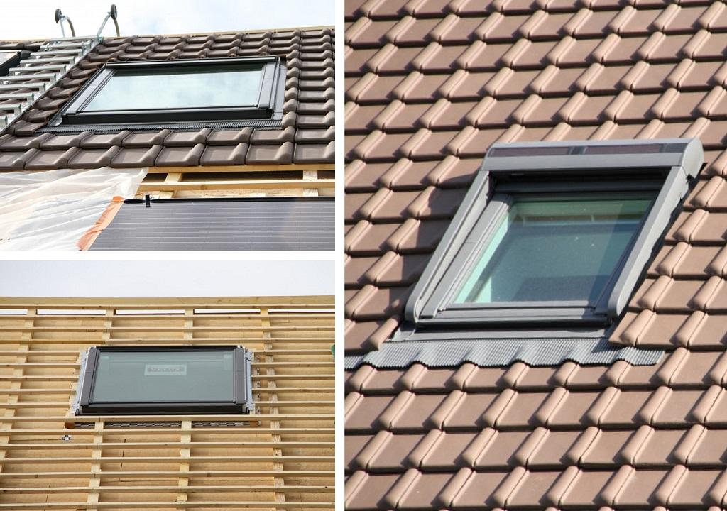 Remplacement de 7 fenêtres de toit VELUX dans les YVELINES 78 à CHAVENAY