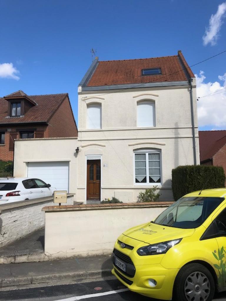 Installation Chaudière Gaz à condensation Viessmann à Achicourt 62217-Pas de Calais (62)