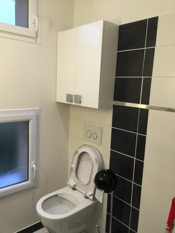 Réalisation d'une salle de douche à Villiers sur Orge 91 Essonne