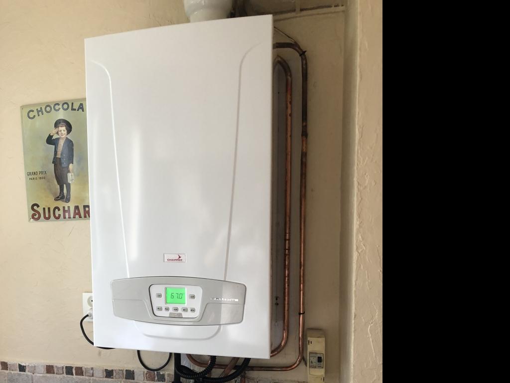 Installation d'une chaudiere gaz condensation 91 Essonnes