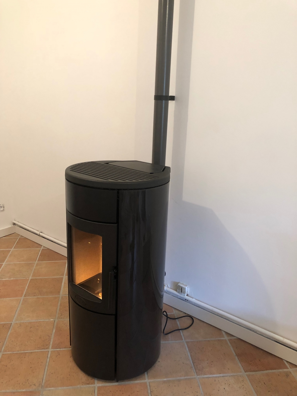 Installation d'un poêle à granulés de bois à Orsay 91 Essonnes