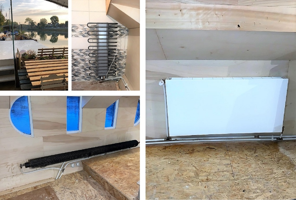 RGE eco artisan installation réseau de chauffage et radiateurs à Neuilly sur Marne