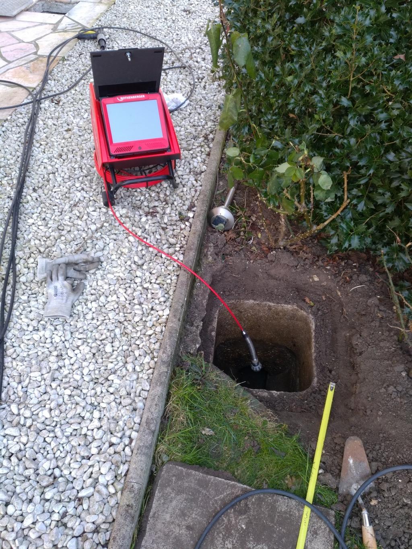 Inspection et diagnostique vidéo de canalisations-Oise (60)