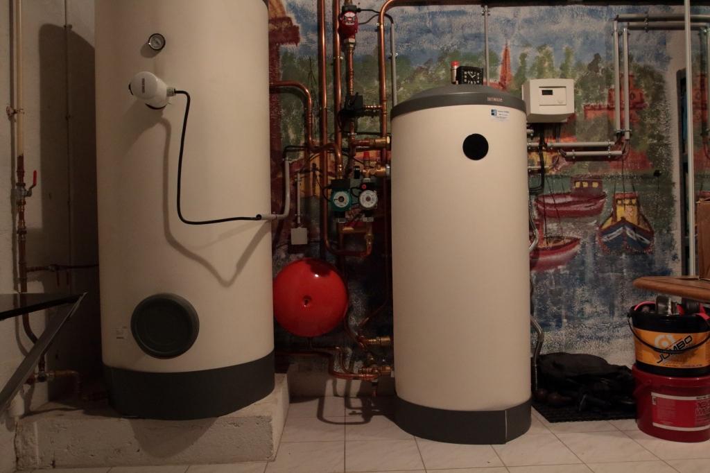 Pompe à chaleur Stielbel Eltron WPL23E