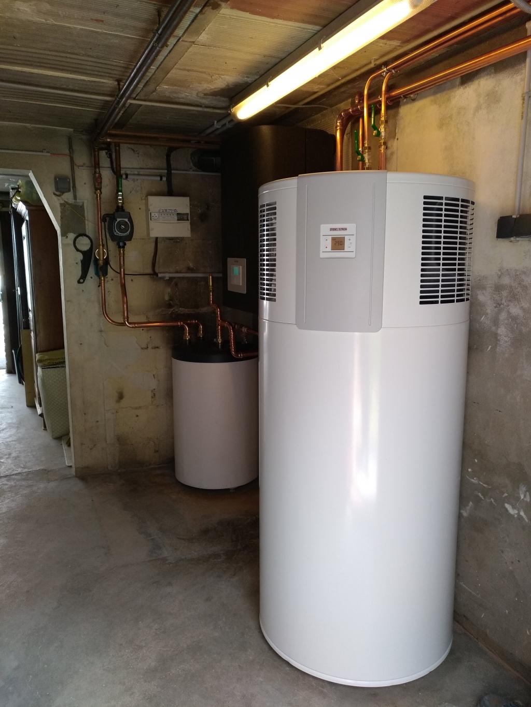 Pompe à chaleur Stiebel Eltron HPAO7S