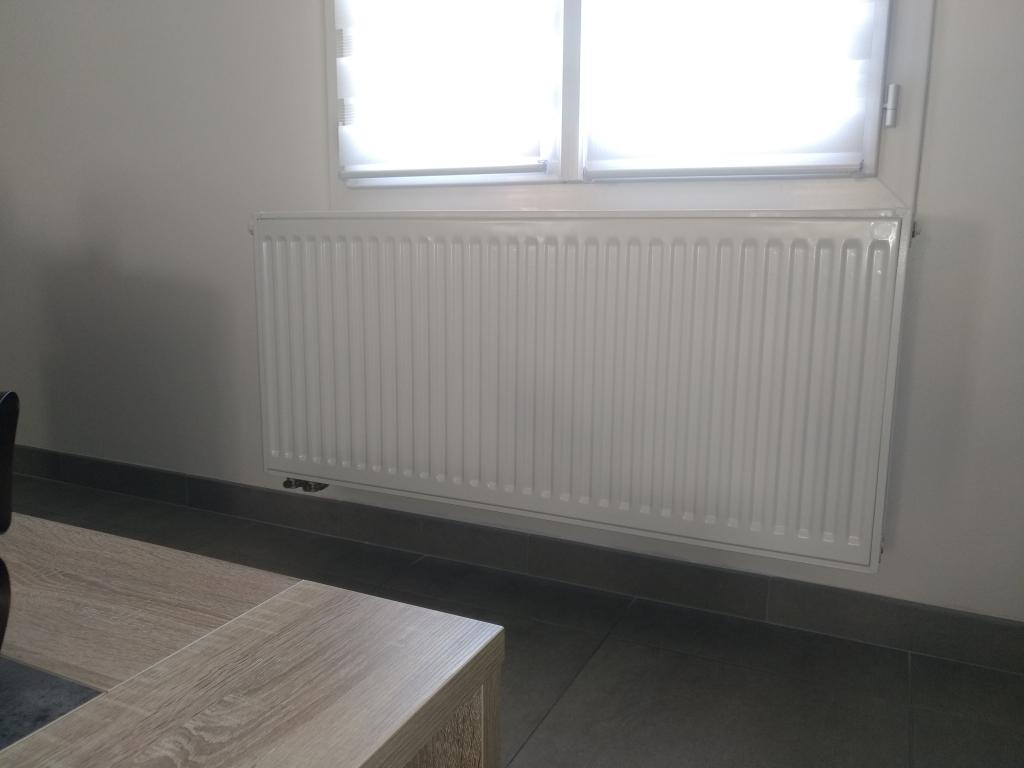 Radiateur basse température avec pompe à chaleur Vaillant-Oise (60)