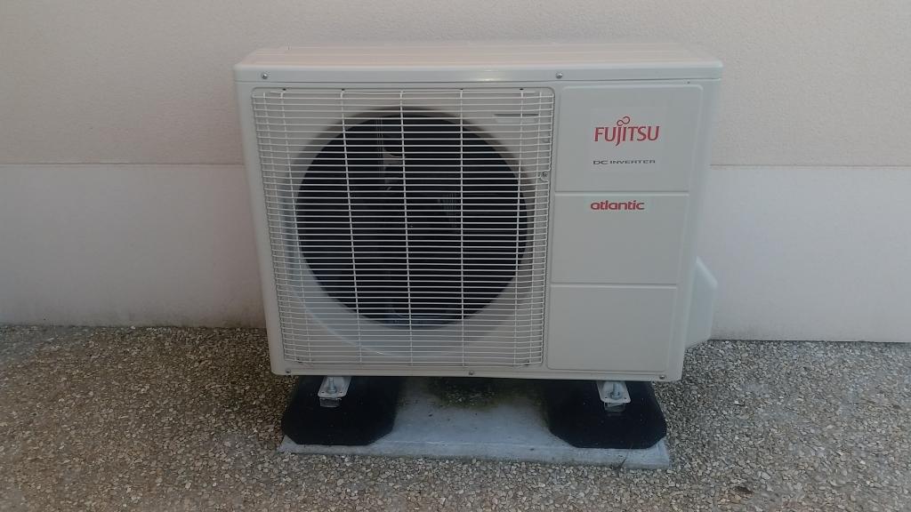 installation d 39 une pompe chaleur air eau atlantic nangeville le malesherbois 45 loiret. Black Bedroom Furniture Sets. Home Design Ideas