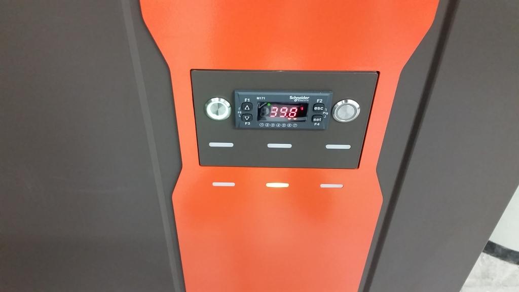 Installation d'une pompe à chaleur Eau Eau LEMASSON à Noisy sur école 77123