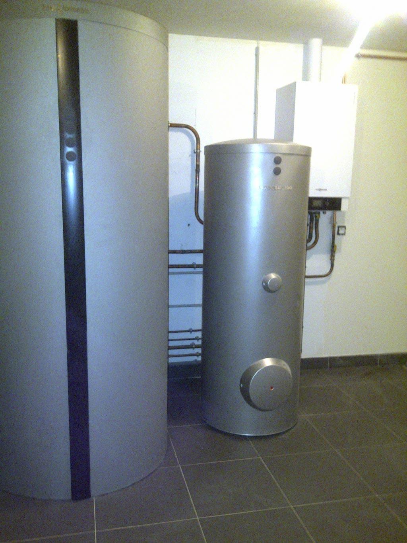 installation d 39 un chauffage complet avec chaudi re gaz condensation viessmann et plancher. Black Bedroom Furniture Sets. Home Design Ideas