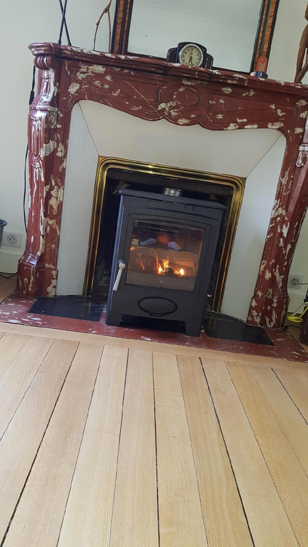 Quel Marque De Poele A Bois Choisir installation d'un poêle à bois ecoburn arada stoves