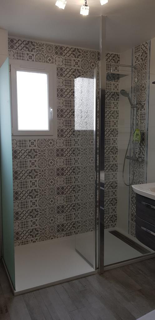 Plomberie Sanitaire : Changement de la salle d'eau à Le MALESHERBOIS
