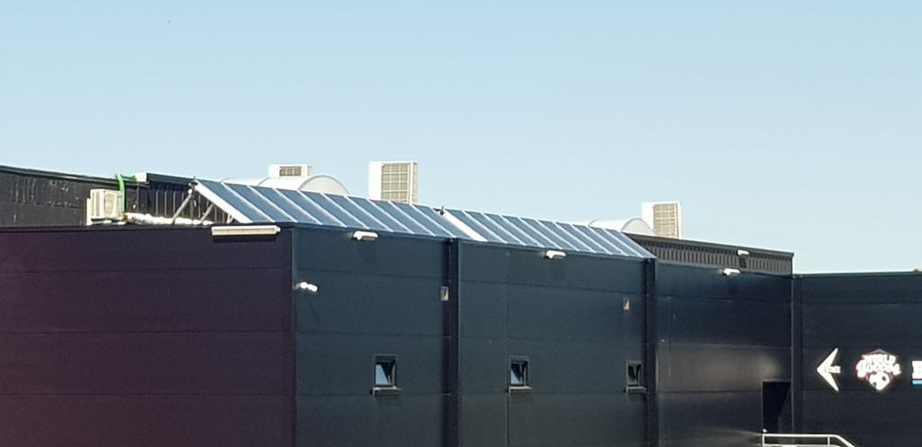 Installateur Panneaux solaire Thermique : Installation de panneaux solaire pour l'eau chaude sanitaire à Malesherbes