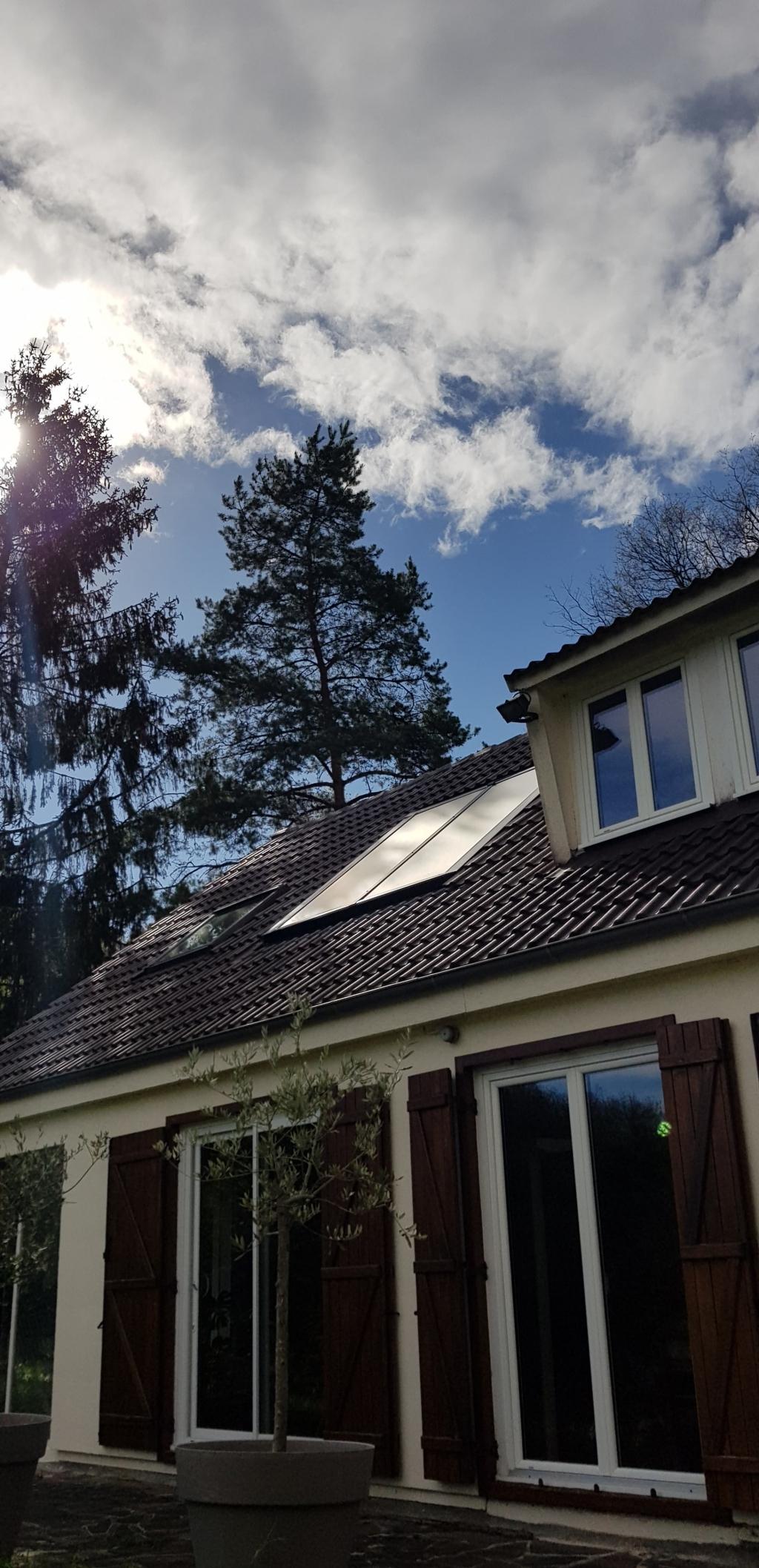 Installateur de panneaux solaire : Installation de panneaux solaire en intégration de toiture