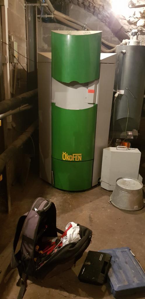 Dépannage chaudière granulés OKOFEN à Pithiviers 45300
