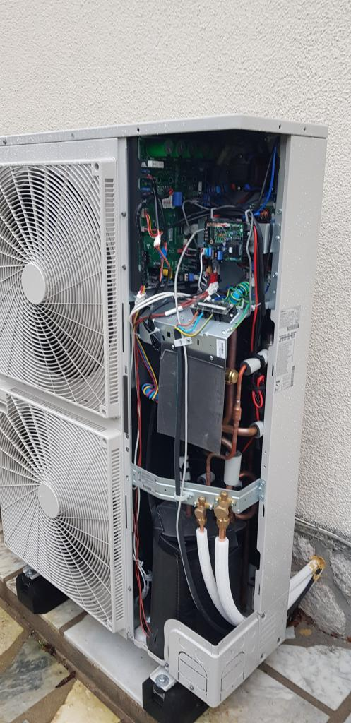 Dépannage pompe à chaleur Dimplex