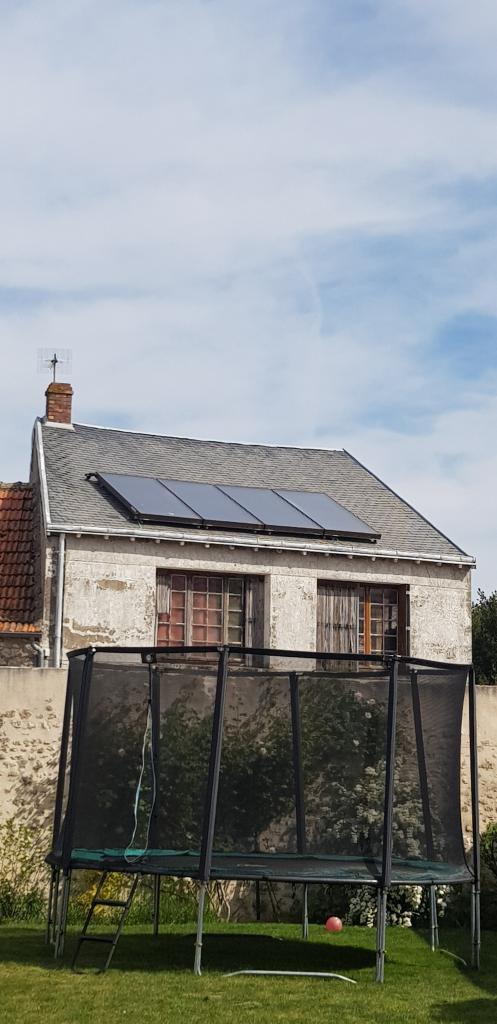 Installateur Proactif VIESSMANN : Dépannage sur Système Solaire VIESSMANN à Nangeville