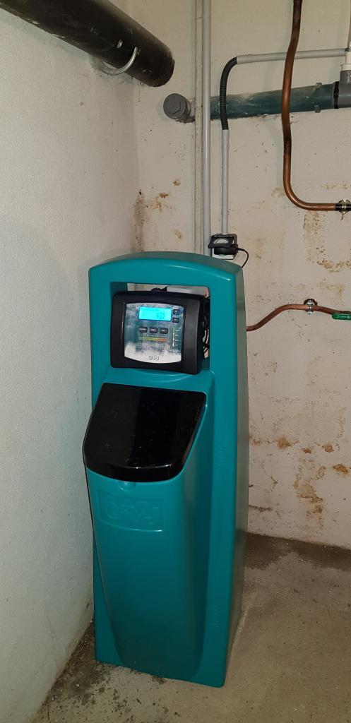 Installation d'un adoucisseur d'eau CR2J à Malesherbes 45330 LE MALESHERBOIS