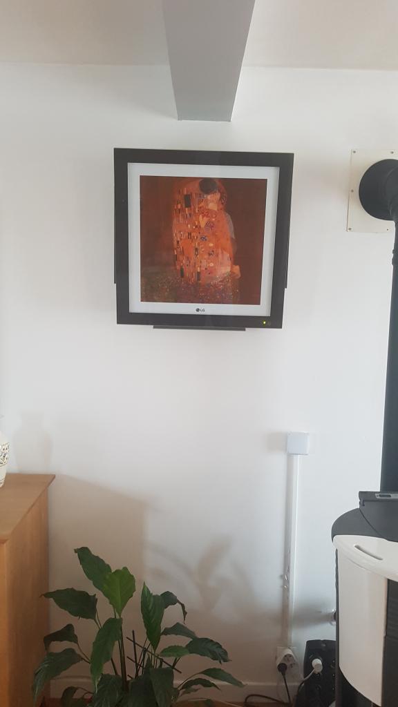 Installateur Climatisation : Installation d'un système de climatisation dans une partie de la maison à Janville 28