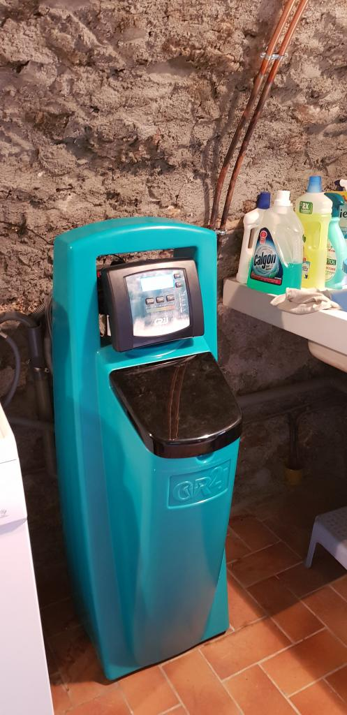 Installateur d'adoucisseur d'eau : Installation d'un adoucisseur d'eau pour le traitement de l'eau à Puiselet le marais 91150