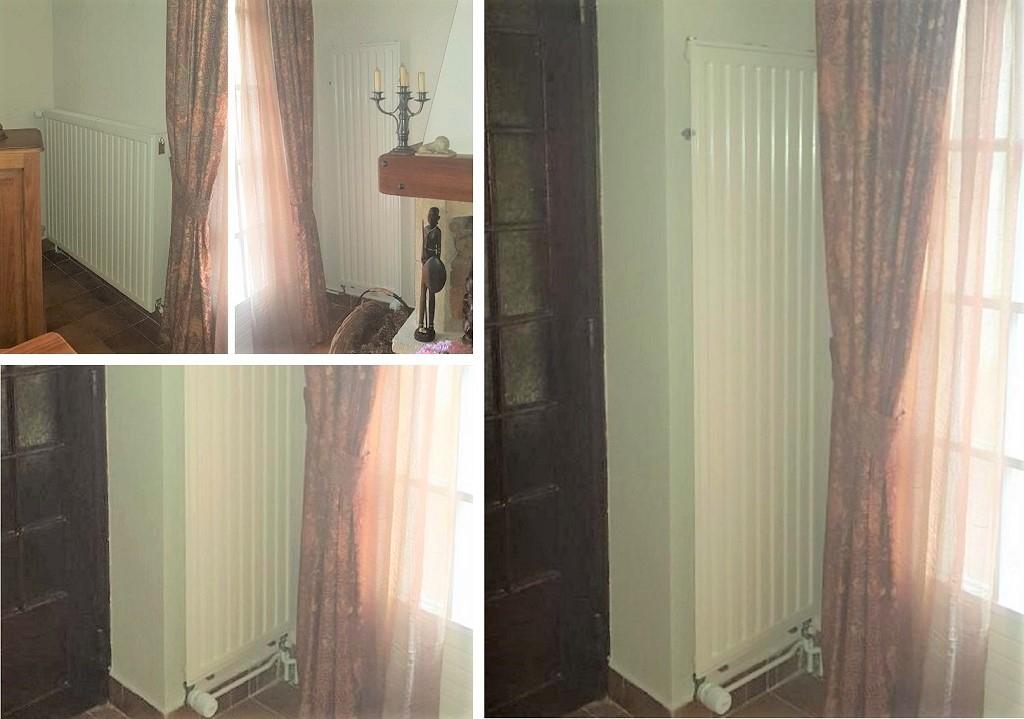 Chauffagiste : Changement des radiateurs de salon avec la marque RADSON