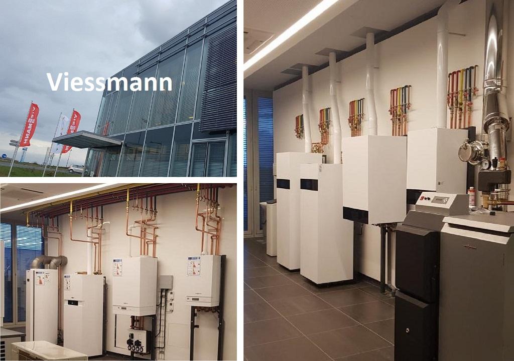 Installateur Proactif Viessmann : Formation sur les nouvelles chaudières gaz Vitodens gamme 200 de chez VIESSMANN à Poitiers
