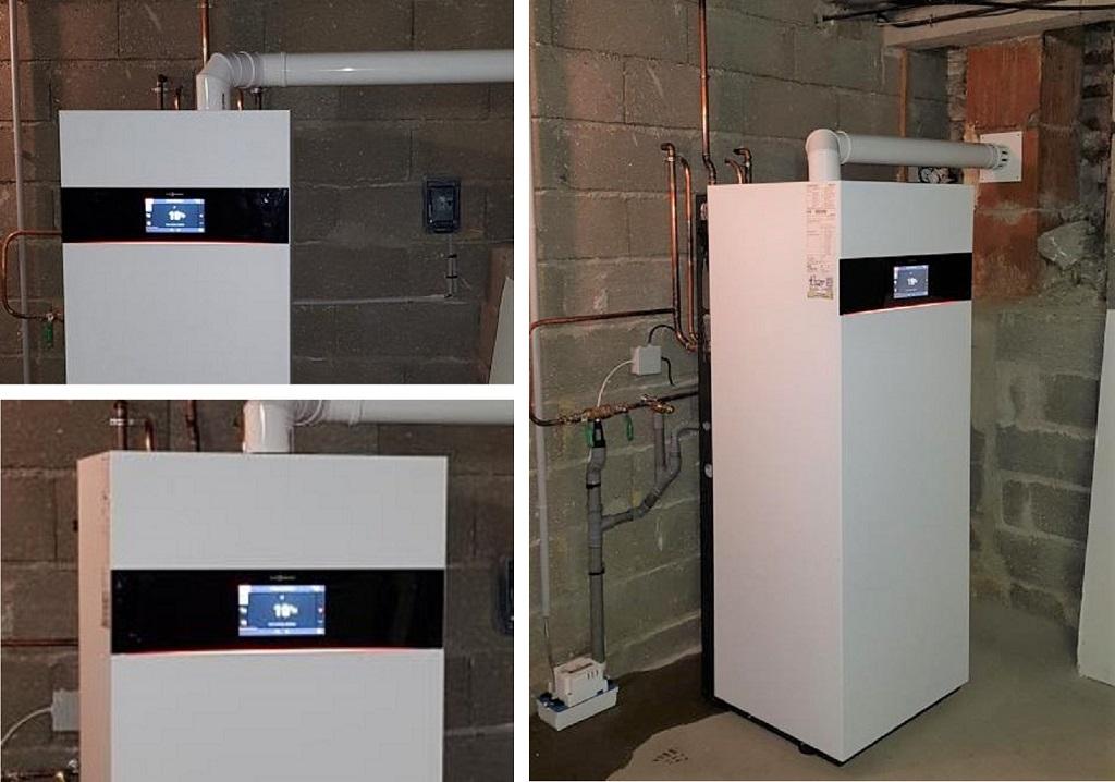Installateur RGE Chaudière gaz : Installation d'une Chaudière Gaz condensation haute performance énergétique