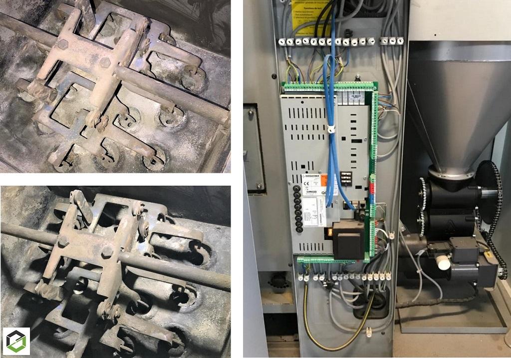 Installateur RGE HARGASSNER : Entretien d'une chaudière Granulés de bois HARGASSNER CLASSIC