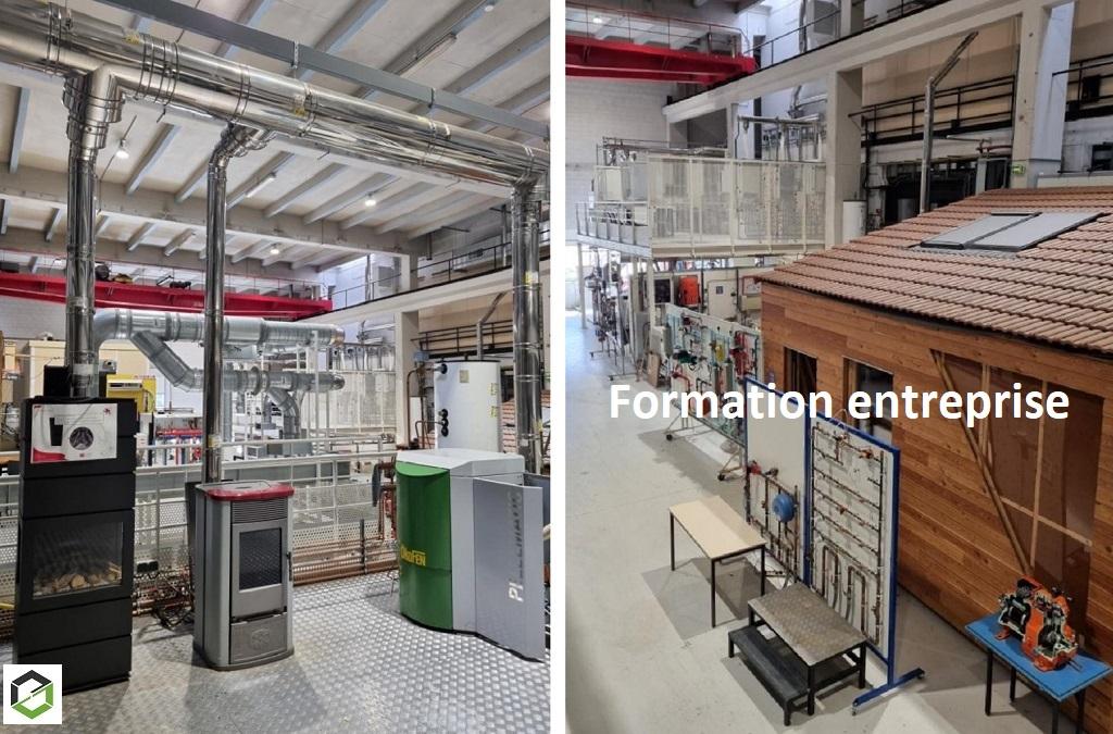 Formation des techniciens au Comité Scientifique et Technique des Industries Climatiques COSTIC