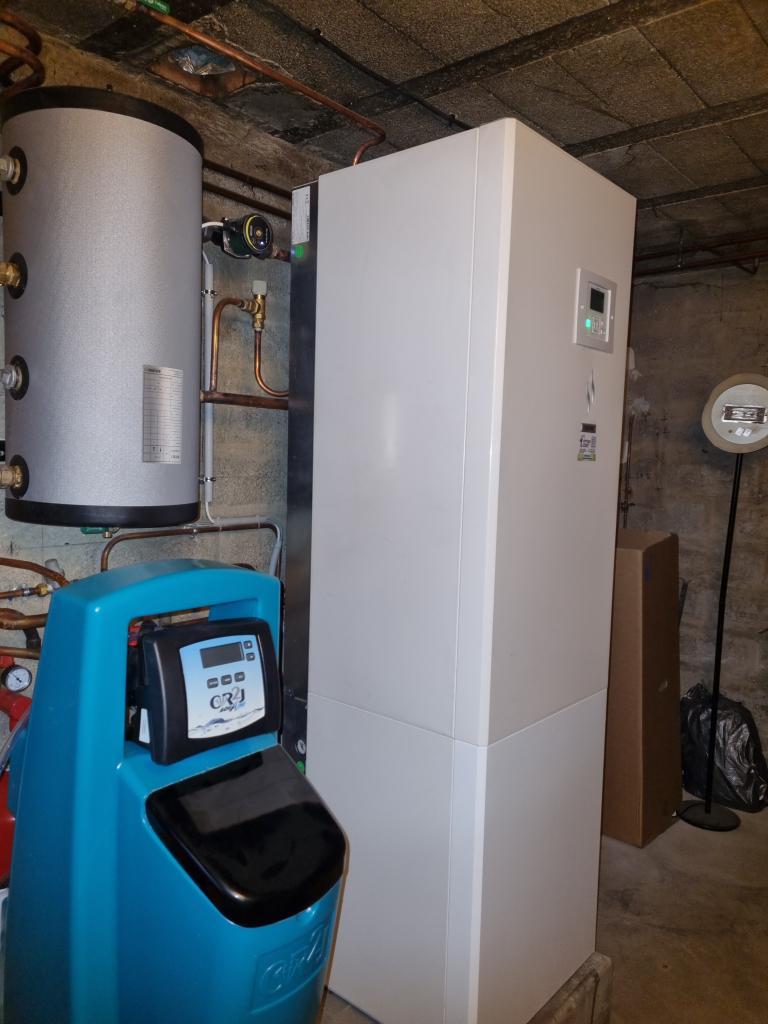 Installateur d'adoucisseur d'eau - Installation d'un adoucisseur d'eau à LARCHANT