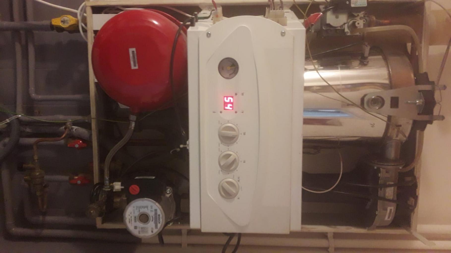 Plombier Chauffagiste Dépanneur :  Dépannage de la chaudière gaz sur Nemours 77