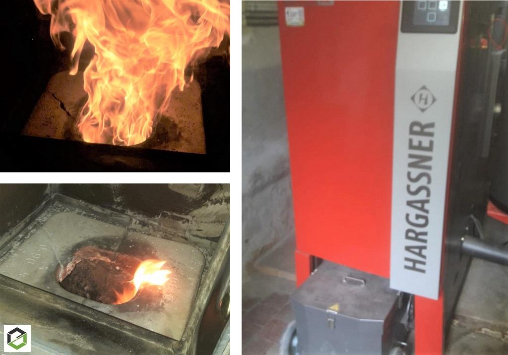 Plombier Chauffagiste Dépanneur :  Dépannage d'une chaudière granulés de bois HARGASSNER