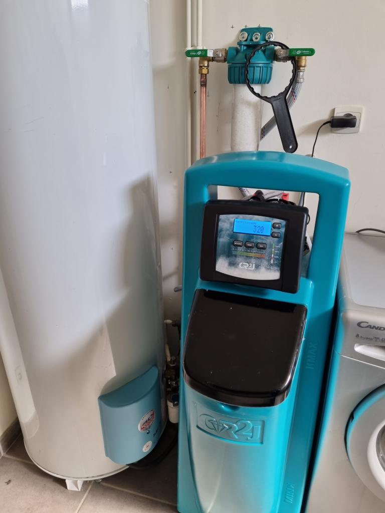 Installateur Adoucisseur d'eau : Installation d'un adoucisseur d'eau à Briarres sur Essonne