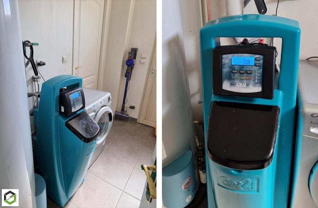 Installateur Adoucisseur d'eau : Installation d'un adoucisseur d'eau