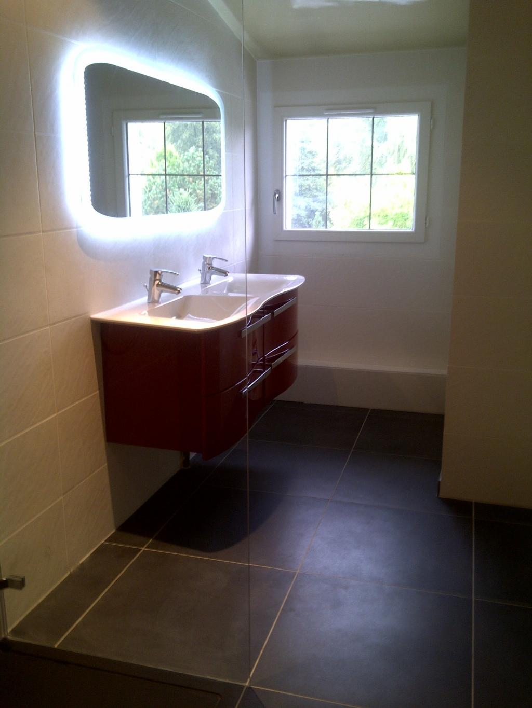 Installation d\'une salle d\'eau à Saclas 91 Essonne