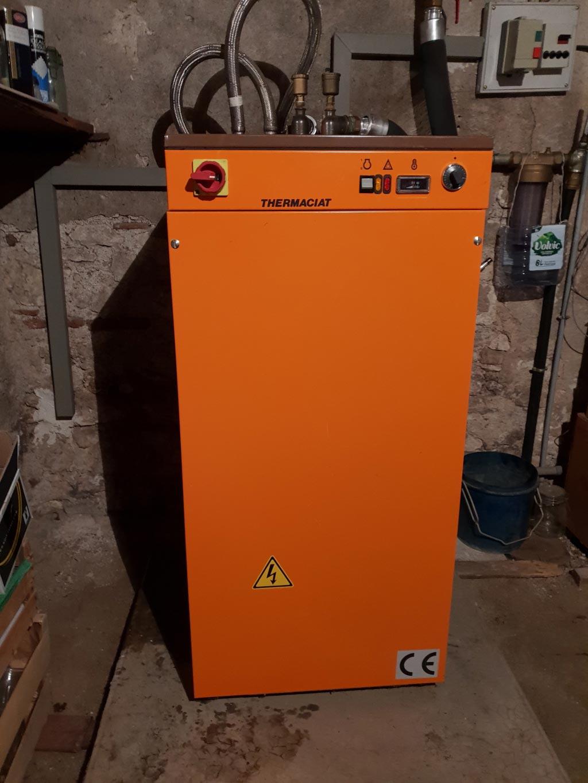 Dépannage pompe à chaleur eau-eau Ciat Orléans Loiret, pompe à chaleur Thermaciat