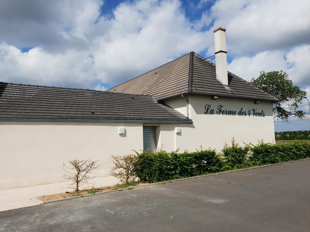 Climatisation local professionnel Hôtellerie loiret Saint Denis de l'Hôtel 45510