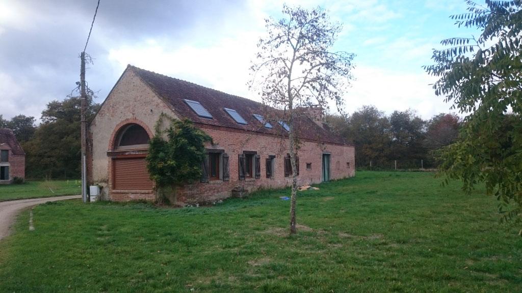 Chaudière à granulés Hargassner Loiret Vannes sur Cosson Loiret.