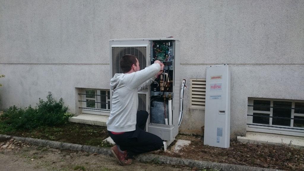 Pompe à Chaleur Ronchin ▷ Devis/Prix : Installation PAC Air-Eau, Aerothermie