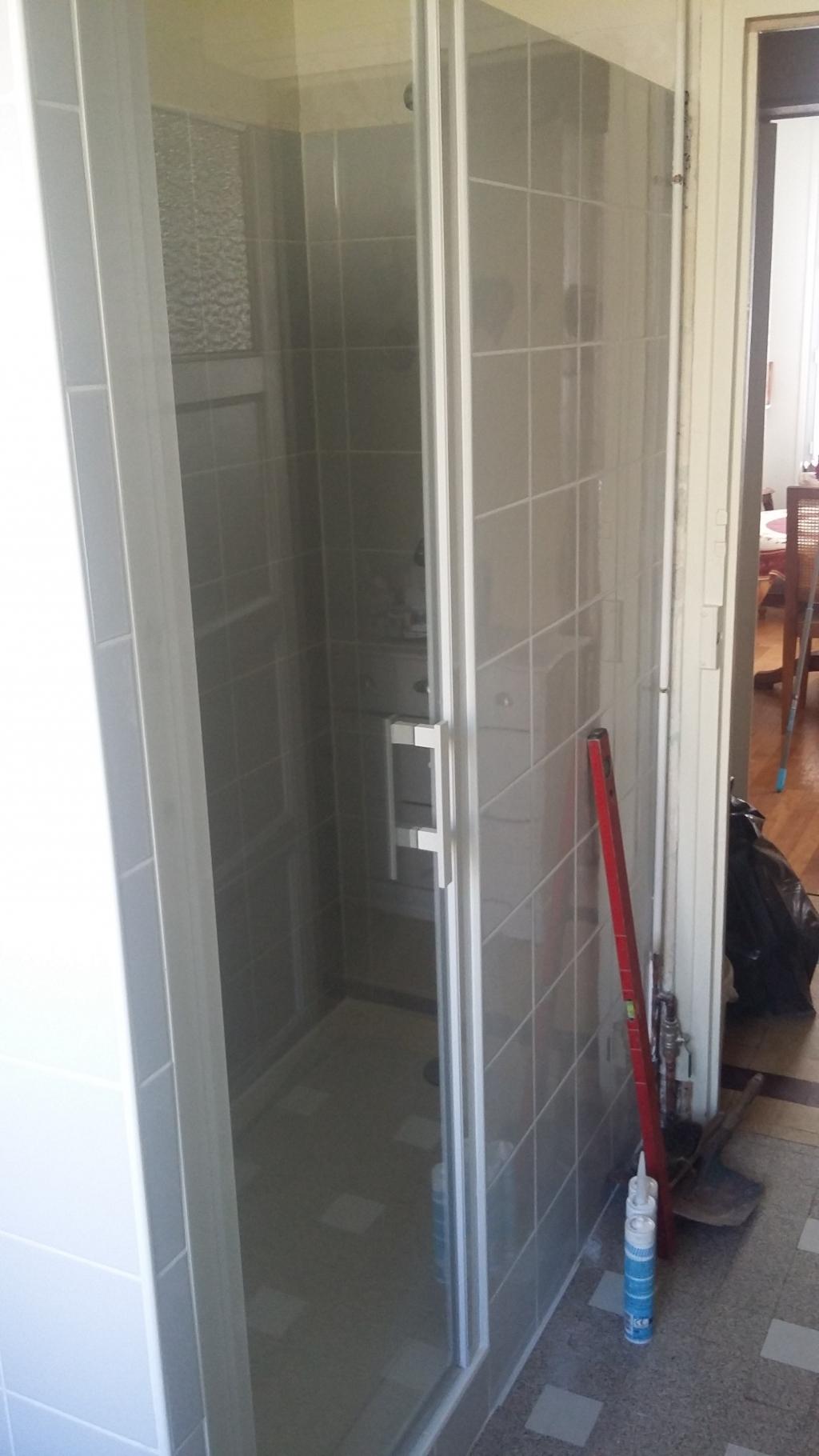 R novation salle de bain remplacement d 39 une baignoire - Remplacement d une baignoire par une douche ...