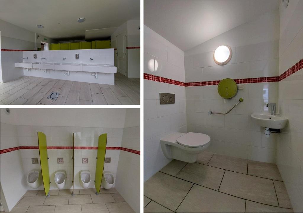 Création d'un bloc sanitaire pour une école primaire, 60, Lalandelle-Oise (60)