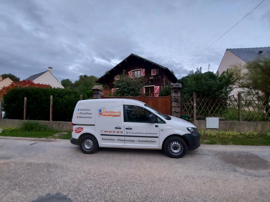 Remplacement d'une chaudière fioul par chaudière à granulés de bois HARGASSNER CLASSIC 15 par une entreprise RGE-Val d'Oise (95)