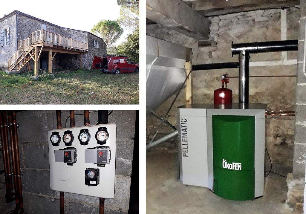 Energies Renouvelables D Aquitaine Installation Et Mise En